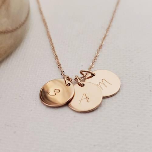 Disc Necklaces